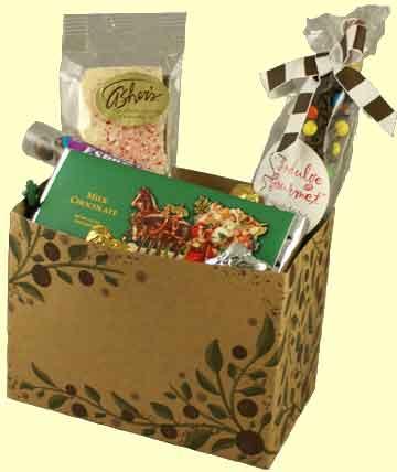 Berry Christmas Box