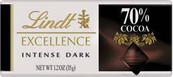 Lindt Excellence Intense Dark
