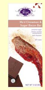 Vosges Cinnamon Sugar Bacon Bar