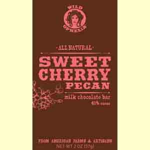 Wild Ophelia Sweet Cherry Pecan Bar