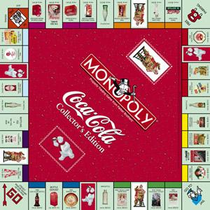 Coca Cola Monopoly