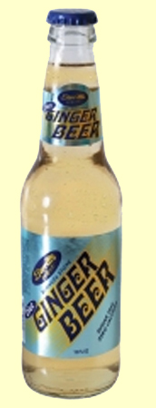 Barritt's Diet Ginger Beer