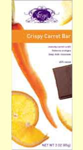Vosges Crispy Carrot Bar