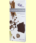 Vosges Gingerbread Toffee Exotic Candy Bar