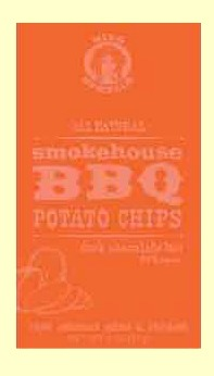 Wild Ophelia Smokehouse BBQ Potato Chip Bar