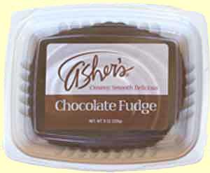Asher's Chocolate Fudge