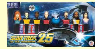 Star Trek Generations Gift Set