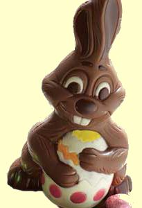 Milk & White Chocolate Bunny