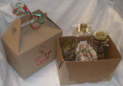 Petite Chocolate Box