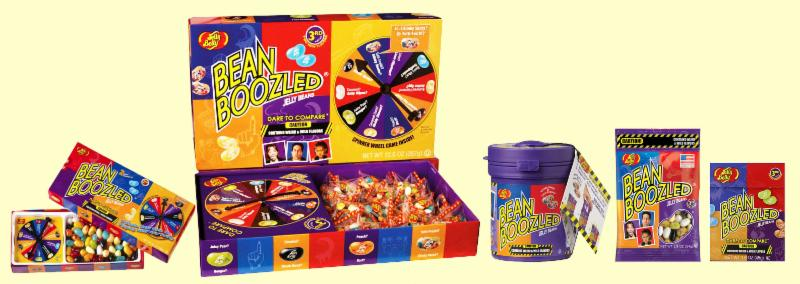 The BeanBoozled Lineup