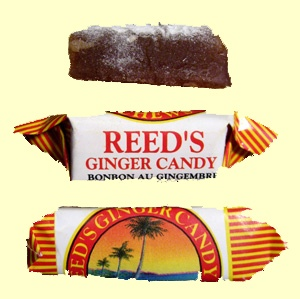 Reed's Ginger Chews