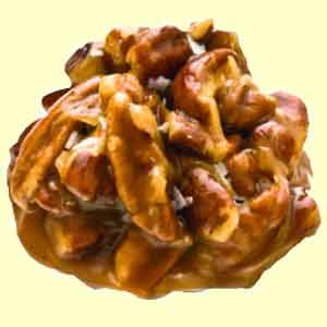 Maple Pecan Pralines