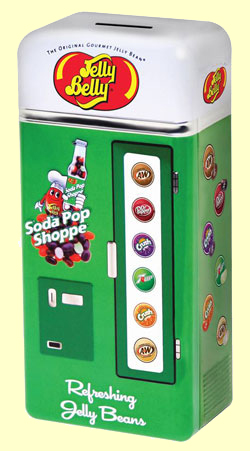 Jelly Belly Soda Pop Shoppe Tin