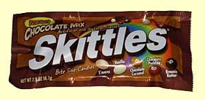 Chocolate Mix Skittles