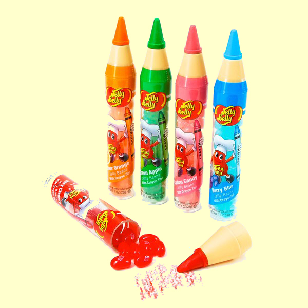 Jelly Belly Crayons
