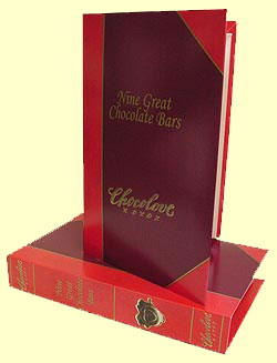 Chocolove Gift Book