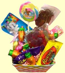 Custom Easter Basket