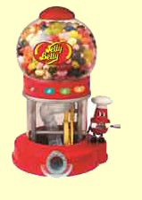 Mr. Jelly Belly Jelly Bean Machine