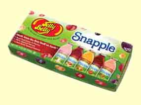 Jelly Belly Snapple Gift Box