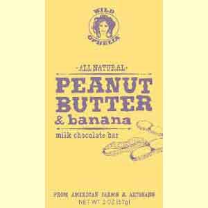 Wild Ophelia Peanut Butter & Banana