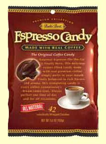 Bali's Best Espresso Candy