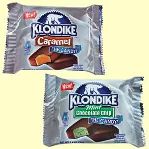 Klondike Candy Bars