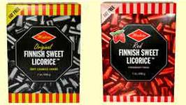 Finnish Sweet Licorice