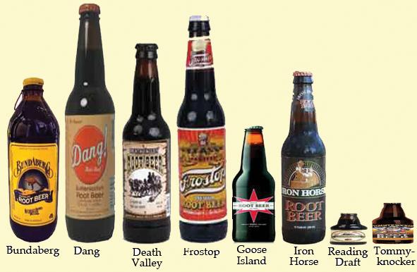 Root Beer Tasting Tally