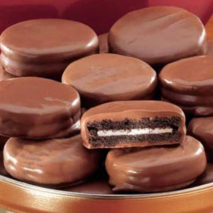 Asher's Chocolate Sandwich Cookie