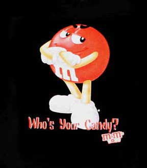M&M Who's Your Daddy T-Shirt