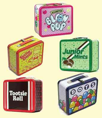 Candy Lunch Boxes