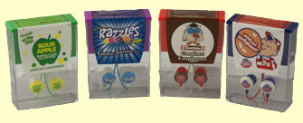 Candy Comfort Earbuds