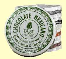 Taza Chocolate Mexicano Discs