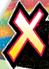 Candy Alphabet X