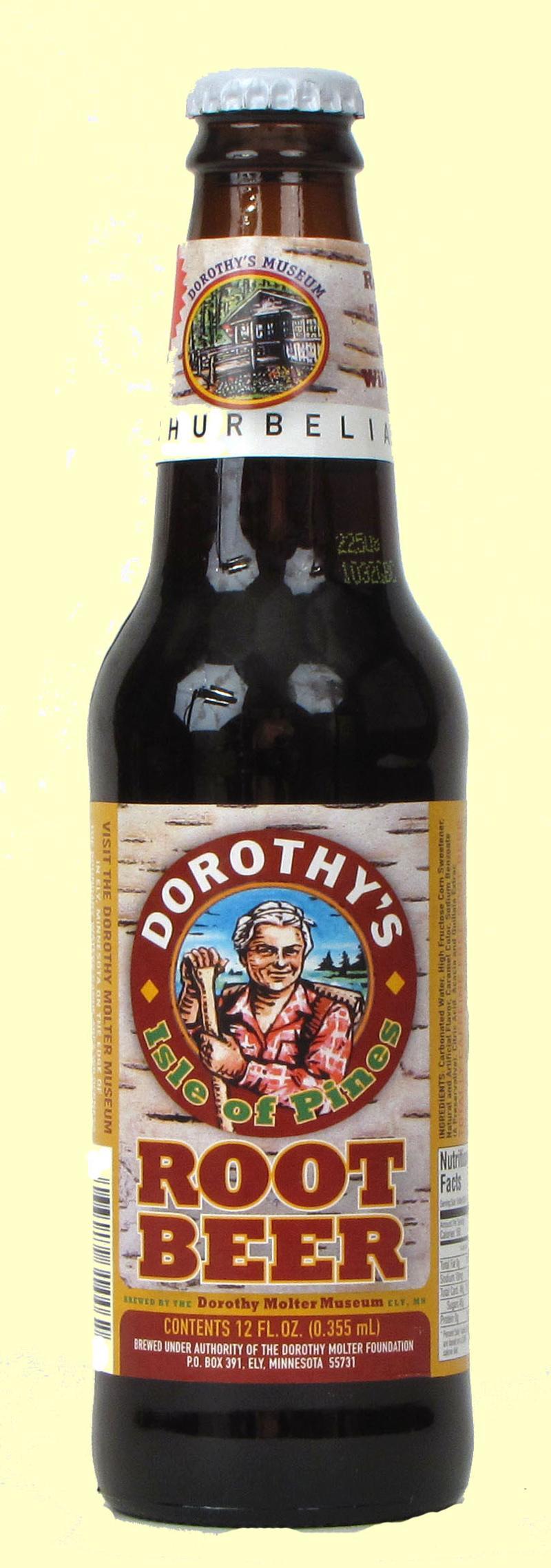 Dorothy's Root Beer