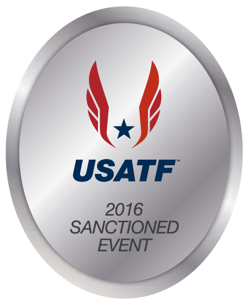 USATF Sanctioned Event Emblem