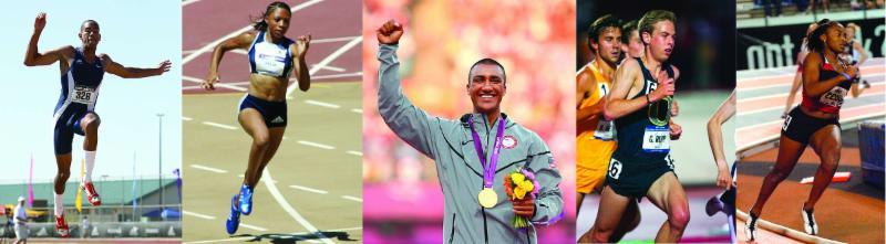 GWI Olympic Alumni