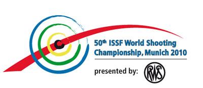 ISSF World Shooting Championship Logo