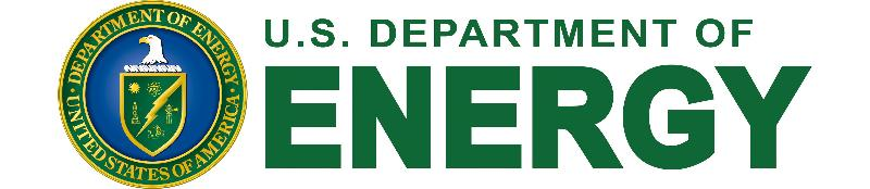 U.S. DOE logo
