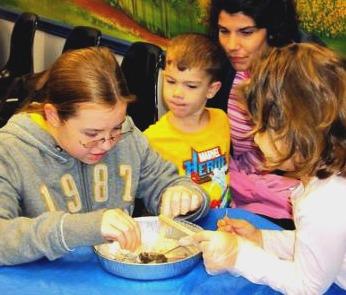 kids at science program