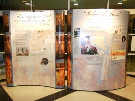 Traveling exhibit