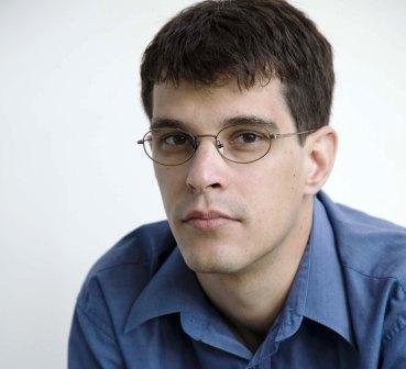 Author Steven Galloway