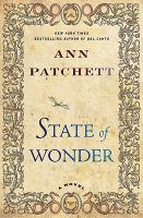 State of Wonder Book Cover
