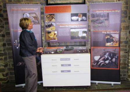 Archaeology Exhibit