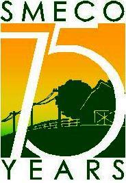 SMECO 75th Anniversary logo