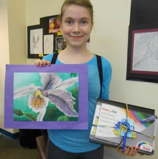 Meghan Webster Viewer's Choice Award