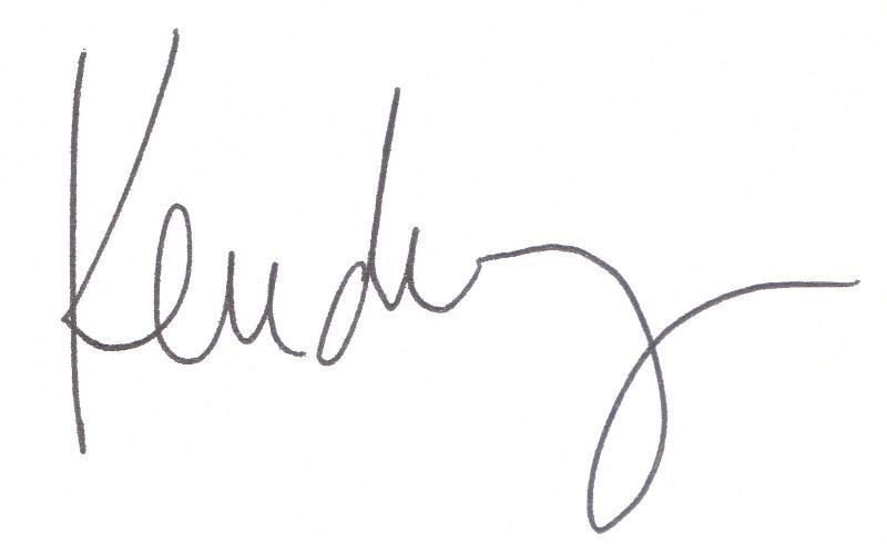 Kendra Thomson's Signature