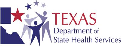 Texas DSHS logo