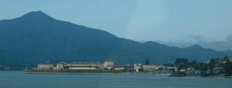 San Quentin from afar