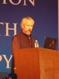 James Fox presents in India